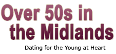 Over 50s in the Midlands